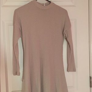 Nude dress for winter/cold weather